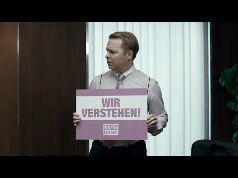 "Sparkassen ""08/15-Bank "" - Verstehen - 44 sec."
