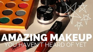 UNDERRATED Products// Makeup that deserves more hype!