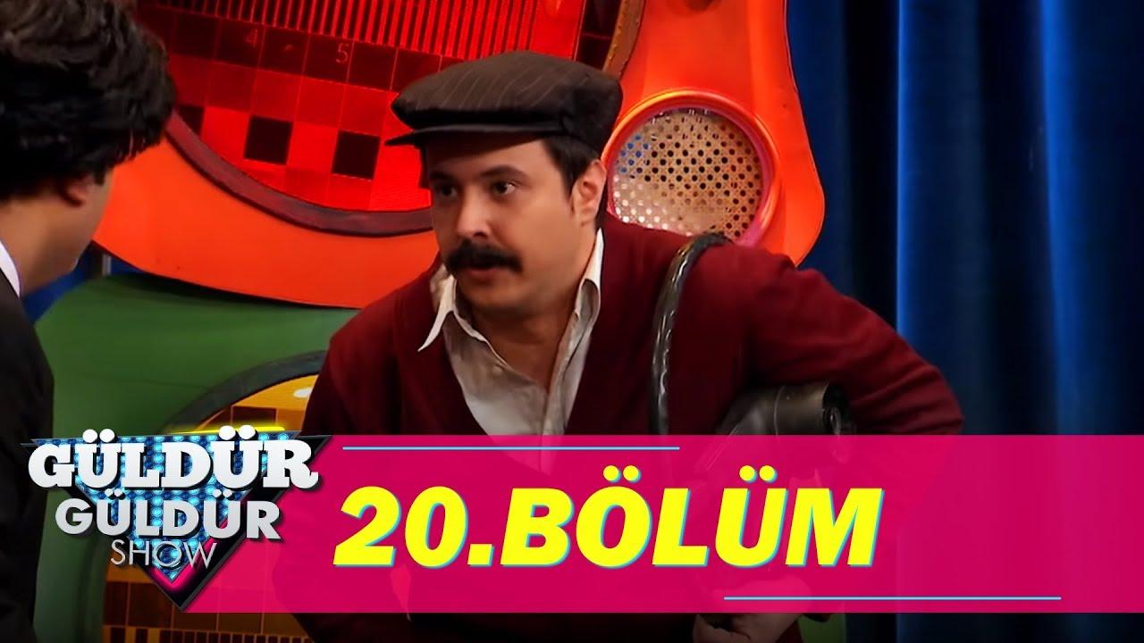 Güldür Güldür Show 20 Bölüm Tek Parça Full Hd Youtube