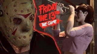 ПЯТНИЦА 13 • СЮЖЕТНЫЙ РЕЖИМ • МЕТКИЙ ДЖЕЙСОН • Friday the 13th: The Game