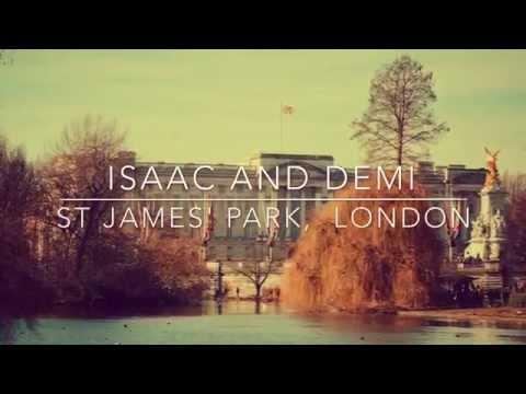 Isaac and Demis Romantic London Date planned by The One Romance