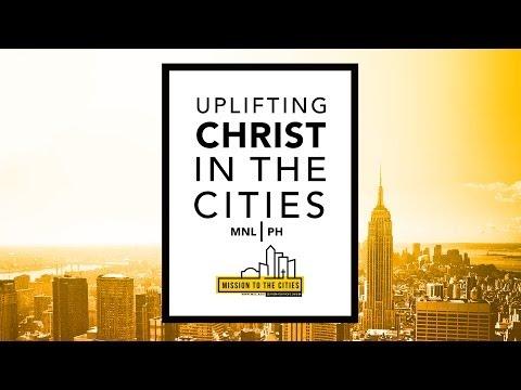 International Field School of Urban Evangelism - Manila April 21