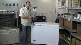 DC Freezer Refrigerator by Missouri Wind and Solar Off Grid