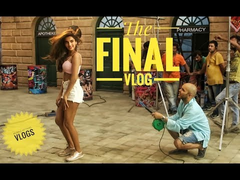 """Munna Michael Vlogs- """"The Final One"""" with Tiger Shroff & Nidhhi Agerwal"""