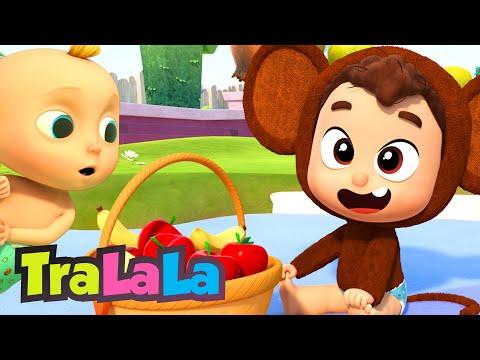 Cantece TraLaLa – Invata literele si cifrele cu Lea si Pop! – Cantece pentru copii in limba romana