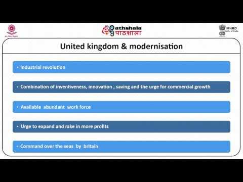 Modernisation  political science