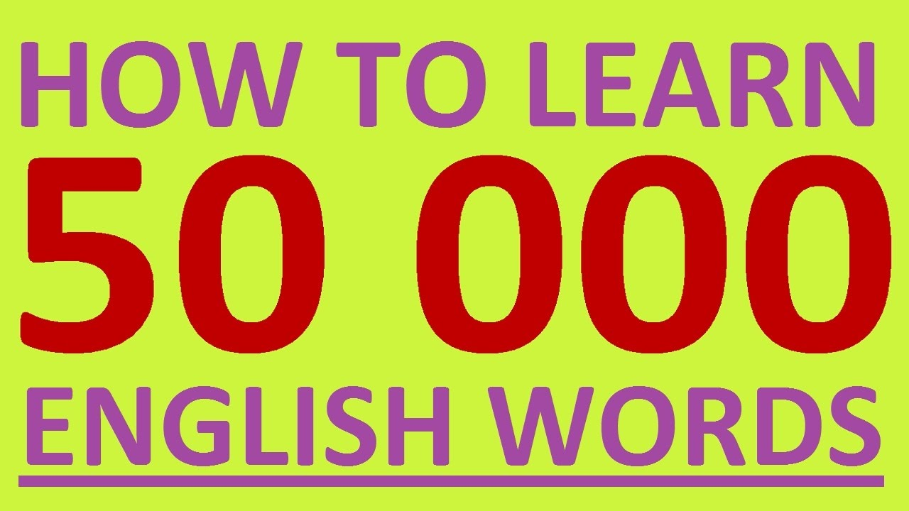 Learn English Quickly - YouTube