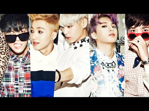 Boys Republic(소년공화국) - 예쁘게 입고 나와(Dress Up) Music Video