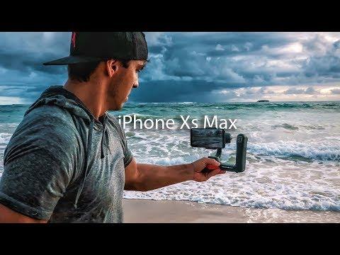 iPhone Xs Max Cinematic 4k Video | Oahu, Hawaii