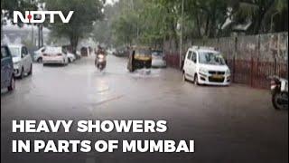 Mumbai Rains: Heavy Rain, Waterlogging In Mumbai As Monsoon Advances In Maharashtra