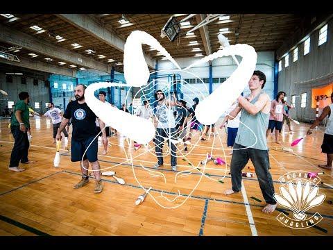 Convención Argentina De Malabares 2016 Rio Cuarto Cordoba / Organic Juggling