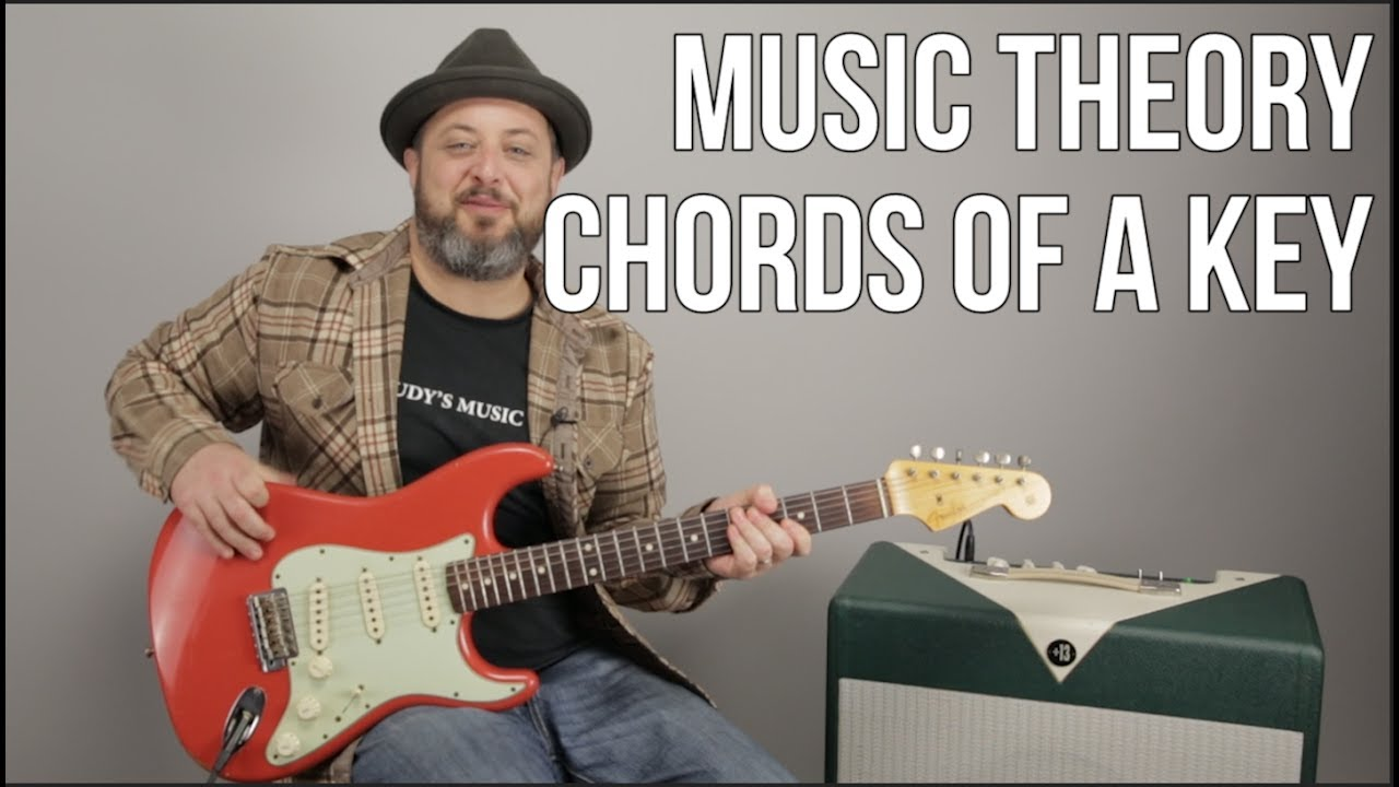The Most Important Piece of Music Theory   Chords of a Key