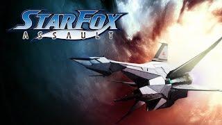 Star Fox Assault: 100% (Gold) Speedrun - 1:05:08