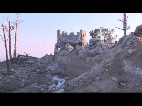 Burseya Dağı'ndaki Çatışma Anı ve Sonrası