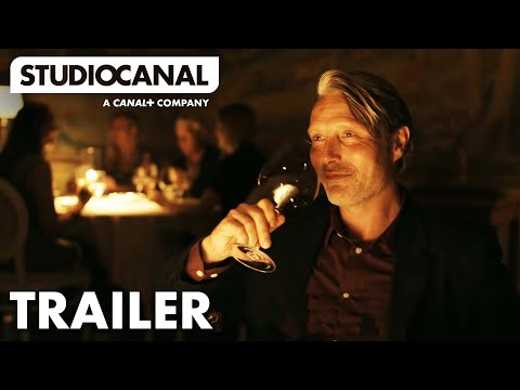 ANOTHER ROUND - Official Trailer - Starring Mads Mikkelsen