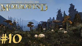 MORROWIND [HD|German] #010 - Ab in die Wüste - Let's Play TES III: Morrowind