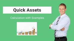 Quick Assets | Definition | Calculation (Example)
