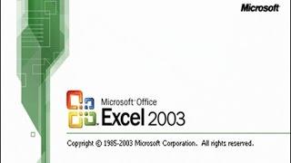Изучаем Microsoft Excel 2003 - урок 20(В этом уроке курса Windows 7 для начинающих вы узнаете что такое Microsoft Excel 2003 и как им пользоваться. Ссылка на..., 2015-07-20T10:17:55.000Z)