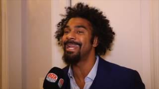 DAVID HAYE ON WLADIMIR KLITSCHKO INJURY, JOSHUA, WBA SITUATION,  BELLEW, BROWNE, PRICE & PARKER-RUIZ