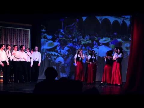 All's Choir and Ballet - live performance