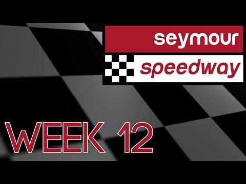 Seymour Speedway Week 12 2017
