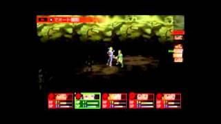 PSP版ペルソナ2罪「ドリルハンニャ戦」 今回の戦闘は、旧オリジナルよ...