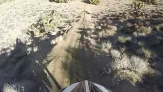 Mojave New Years Ride - Jack Rabbit Hill Climb