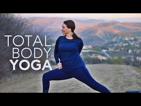 Total Body Yoga For Weight Loss | Fightmaster Yoga Videos