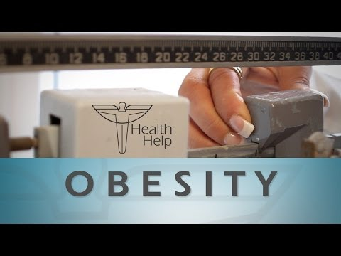 """Tips to Avoid Obesity - """"Health Help"""" (English)"""