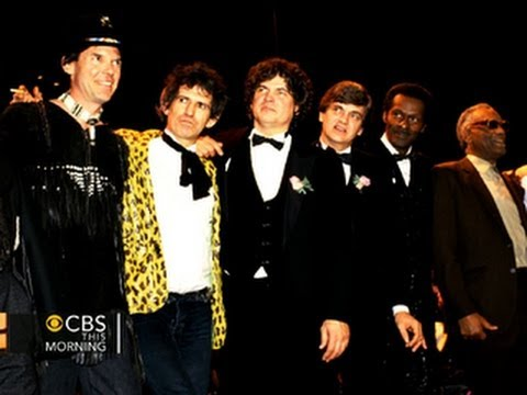 All That Mattered: Rock and Roll Hall of Fame first induction held