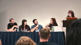 Desert Island Five Items (Wil Wheaton, Felicia Day, Tom Merritt, Veronica Belmont & Kim Evey)