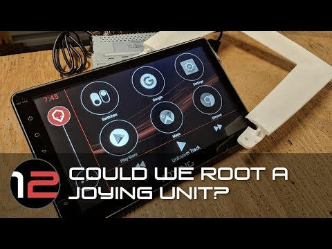 Could We Root a Joying Unit? - YouTube