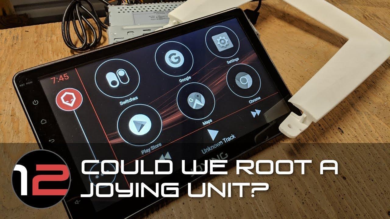 Could We Root a Joying Unit? - Digbutes com