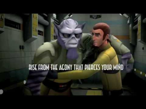 Star Wars Rebels - Zeb - Rise [MIRACLE OF SOUND]