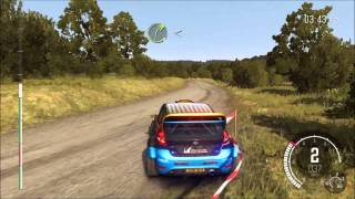 DiRT Rally - Germany: Frauenberg Gameplay (PC HD) [1080p]