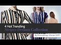 4 Hot Trending Stripes Dresses Collection By Friendshop, Winter 2017