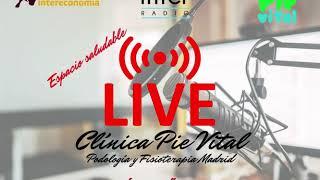 Entrevista Inter Radio 3 - Pie diabético, Uñas encarnadas y mucho más...