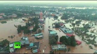 Наводнение в Индии: жертвами стихии стали более 300 человек