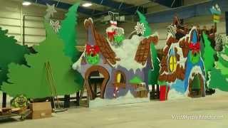 Christmas Wonderland in North Myrtle Beach, South Carolina