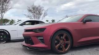 The biggest Cars and Coffee (West Palm Beach)