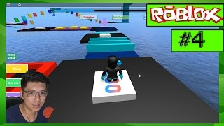 Can not talk easy-Mega Fun Obby Roblox Indonesia-Part 4