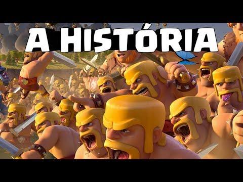 A HISTÓRIA DOS BÁRBAROS