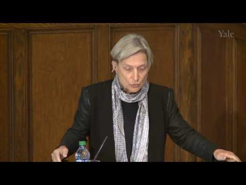 "Judith Butler, ""Why Preserve the Life of the Other?"""