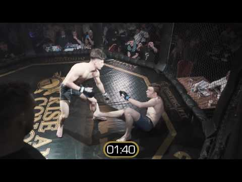 Rise and Conquer 3  Stuart Graham V Kai Holmes