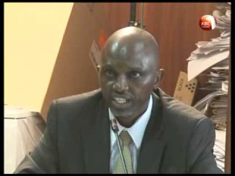 Naikuni appears before Parliament commission