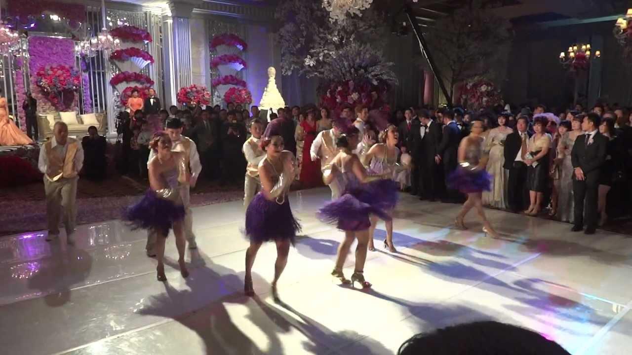 Wedding Dance Opening With 20 S Theme Youtube