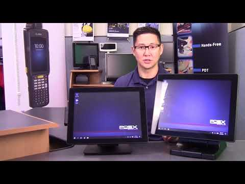 POS X EVO TP6 All-In-One PC Review - POSGuys com - YouTube