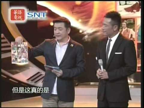 Michael Miu Kiu Wai meets some of his fans from Mainland China.