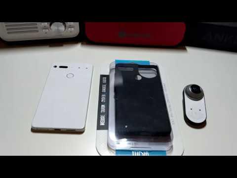 Essential Phone: Tudia Lula 360 Mod Case! 4K
