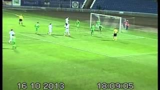 Голы с матча КАМАЗ 4-0 Рубин-2